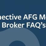 Connective AFG Merger Broker FAQ's
